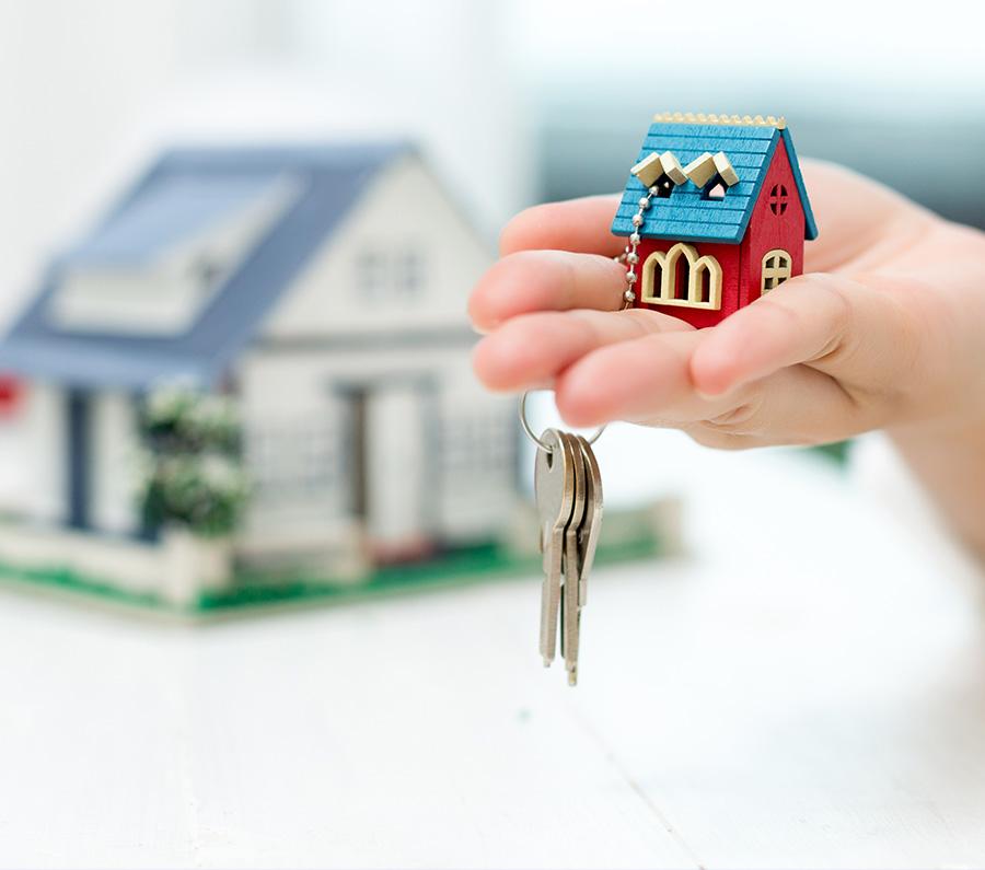 Crédito com <br>Garantia Imobiliária